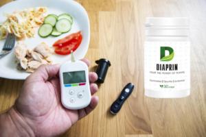 Diaprin капсули, съставки, как да го приемате, как работи, странични ефекти
