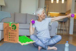 Motion Mat масаж мат, как да го използвате, как работи, странични ефекти