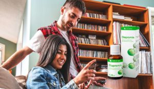 Diapromin капки, съставки, как да го приемате, как работи, странични ефекти