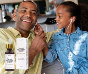 Hedrapure капки, съставки, как да го използвате, как работи, странични ефекти