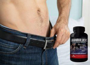 ManBuilder капсули, съставки, как се приема, как работи, странични ефекти